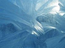 морозная естественная картина Стоковые Фотографии RF