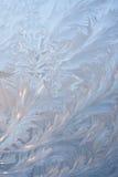 морозная картина Стоковое фото RF