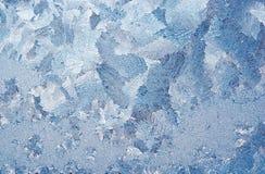 Морозная предпосылка Стоковая Фотография