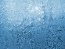 морозные естественные картины Стоковые Изображения