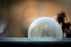 Морозный пузырь Стоковые Изображения RF