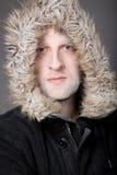 морозный человек Стоковые Изображения RF