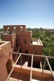 Морокканская архитектура в земле Mopti Dogon Стоковое фото RF