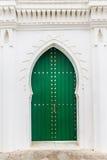 Морокканская дверь Стоковые Изображения