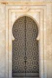 Морокканская дверь Стоковое Изображение RF