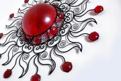 Морокканская люстра Стоковое Фото