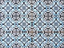 Морокканская предпосылка картины плитки стоковое фото