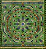 Морокканская плитка стоковые фотографии rf