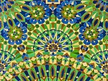 Морокканская плитка стоковые изображения rf