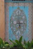 Морокканские дома стоковые изображения