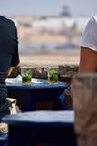 Морокканский чай мяты Стоковые Фотографии RF