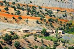 морокканское село Стоковая Фотография RF