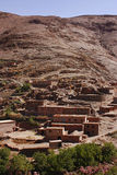 морокканское село Стоковое фото RF