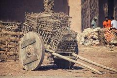 морокканское село Стоковое Изображение