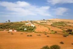 морокканское село Стоковое Изображение RF
