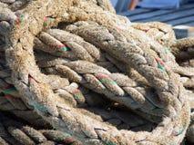 морская веревочка стоковое фото rf