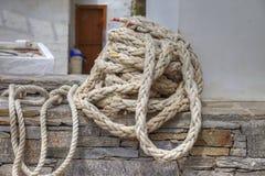 морская веревочка Стоковая Фотография