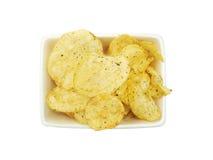 Морская водоросль картофельных стружек смешанная Стоковое Изображение