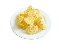 Морская водоросль картофельных стружек смешанная Стоковое Изображение RF
