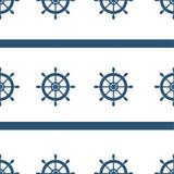 Морская картина заплатки элементов Стоковое Изображение
