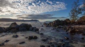 Морская пехот низкопробное Оаху Гаваи Kaneohe Стоковая Фотография