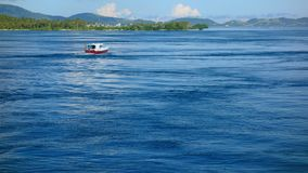 Морская подача стоковое фото rf