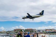 Морские авиакомпании Saab 340 воздушных судн N283AE стоковая фотография