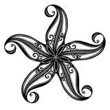 Морские звёзды моря иллюстрация штока