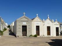 Морское кладбище Bonifacio стоковое фото