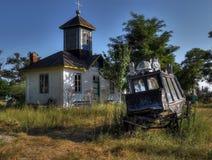 Морское кладбище HDR стоковое фото