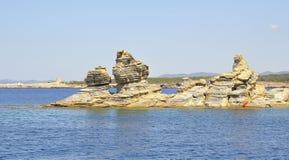 Морской ландшафт Стоковое Изображение RF