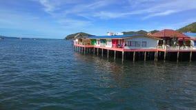 Морской курорт Стоковое фото RF