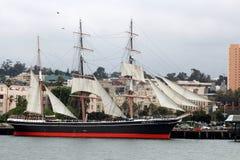 Морской музей Сан-Диего Стоковое Фото