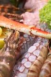 морской пехотинец еды здоровый стоковое изображение rf