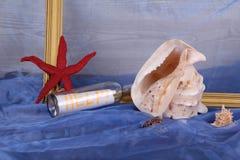 морской пехотинец жизни все еще Стоковая Фотография RF