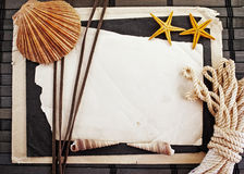 морской пехотинец рамки Стоковое Фото