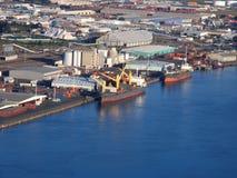морской порт стоковые фотографии rf