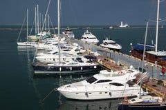 Морской порт стоковое фото rf