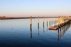Морской порт Стоковая Фотография RF