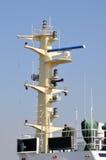 Морской радиолокатор Стоковое фото RF