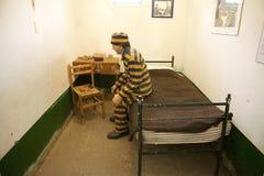 Морской, тюрьма и антартический музей в Ushuaia, Аргентине стоковые изображения rf