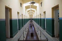 Морской, тюрьма и антартический музей в Ushuaia, Аргентине стоковое изображение