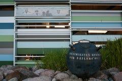 Морской центр Vellamo стоковое изображение rf