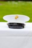 Морской шлем Стоковые Фото