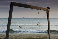 Морской эскиз Стоковое фото RF