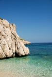 морской zingaro Сицилии запаса Стоковое Изображение