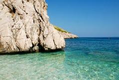 морской zingaro Сицилии запаса Стоковое Фото