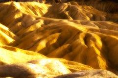 Морщинки горы Стоковое Фото