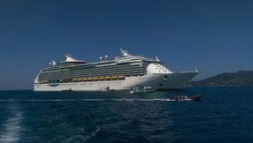 Моряк морей Стоковое фото RF