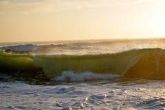 Моря рассвета Стоковое фото RF